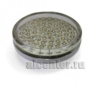 Лампа Ecola GX53 2.7W 4200 27x75 LED