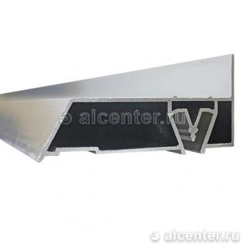 Алюминиевый профиль для двухуровневого перехода
