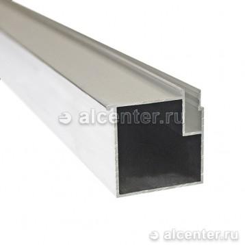 Алюминиевый профиль под скрытый карниз (прозет БП-40)