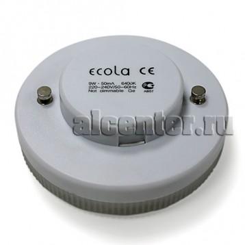 Лампа Ecola GX53  9W 6400 27x75 10000h