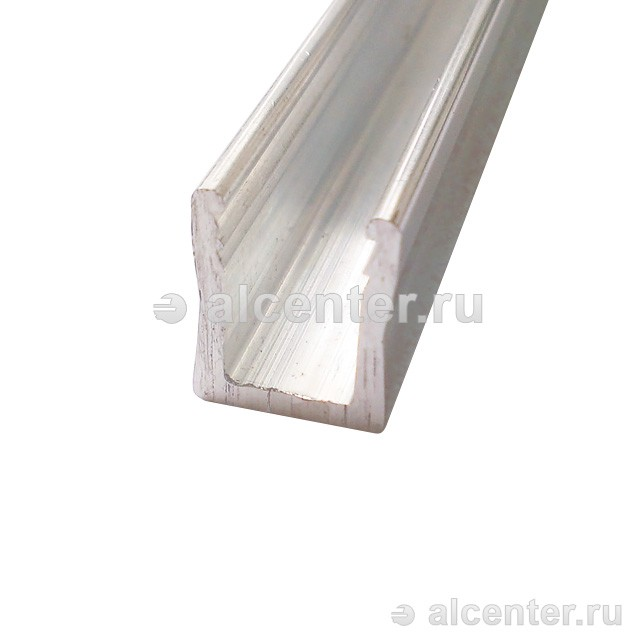 Алюминиевый штапиковый профиль